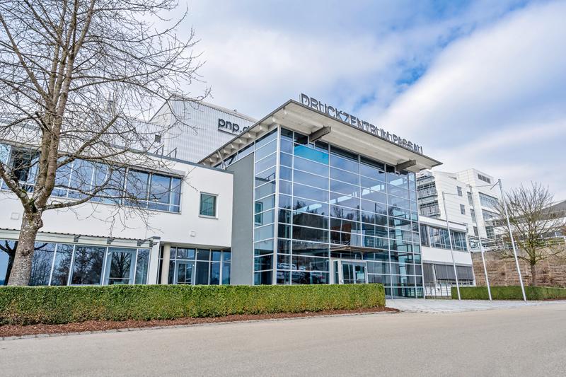 Druckzentrum Passau