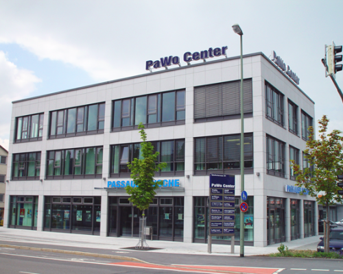 PaWo Center - Verwaltung Symbolbild